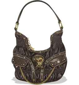 Baby Phat - ROUCHED TOTE on DemoStores