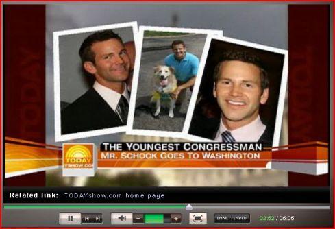 Aaron Schock - Americas Youngest Congressmen