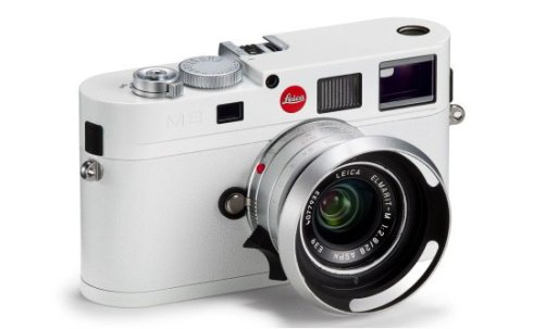 Special Edition All-White Leica M8