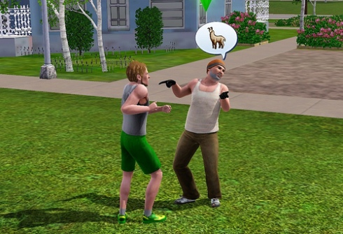 Homeless SIMS - are you kidding me