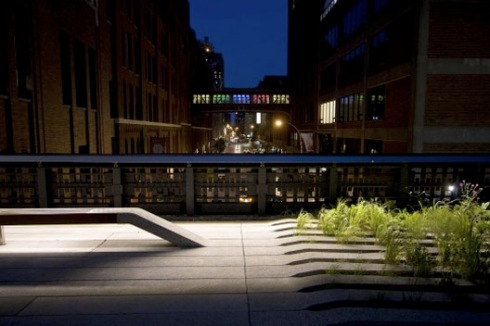 The High Line Park Opens - pic by Will Femia