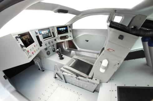 U.S Air Force Challenger Vapor INTERIOR
