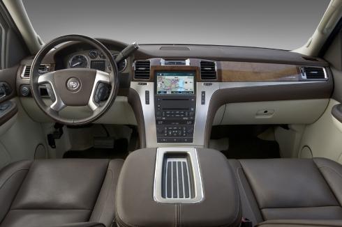 2008 Cadillac Escalade Platinum - Interior