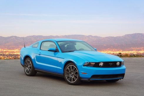 First Drive 2010 Ford Mustang GT