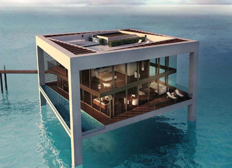Luxury Living on the Water
