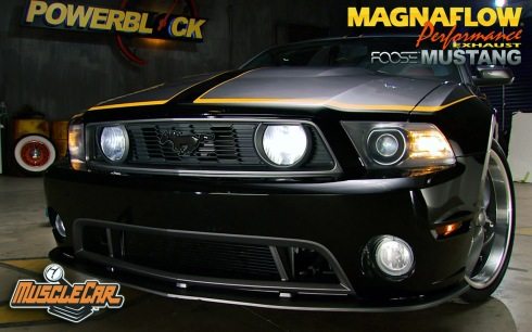 Chip Foose custom 2010 Ford Mustang2
