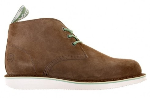 Stussy Deluxe x Dr Martens Desert Boots