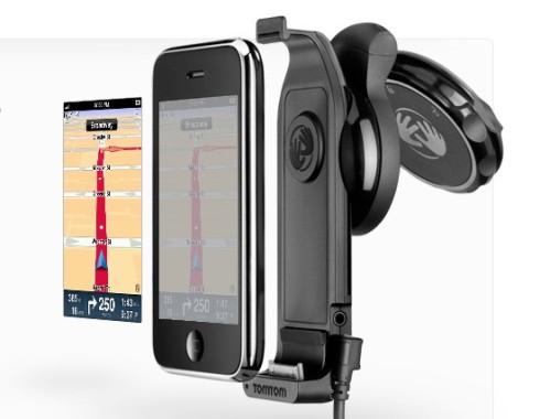 tomtom iPhone GPS