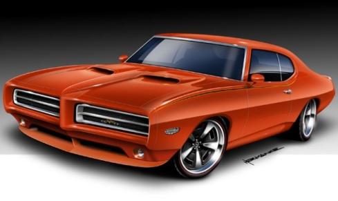 Jim Wangers Pontiac GTO ALIVE