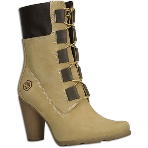 Timberland Premium Rounded Heel 6 in Wheat